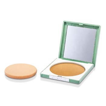 Clinique Stay Matte Powder Oil Free - No. 04 Stay Honey