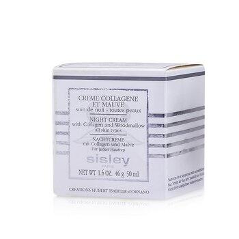 Sisley Botanical Night Cream With Collagen & Woodmallow