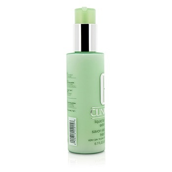 Clinique Liquid Facial Soap Extra-Mild