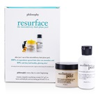 Philosophy The Microdelivery Peel: Lactic/Salicylic Acid Activation Gel + Vitamin C Resurfacing Crystal