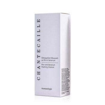 Chantecaille Rice & Geranium Foaming Cleanser