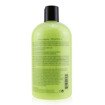 Philosophy Senorita Margarita Shampoo, Bath & Shower Gel