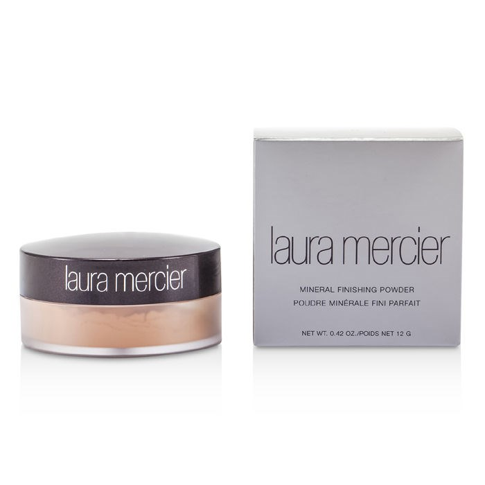 Laura Mercier Candleglow Powder Swatches: Laura Mercier Mineral Finishing Powder