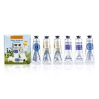 L'Occitane Happy Hands Kit: 2x  Shea Butter 30ml + 2x Lavender 30ml + 2x Cooling Hand Gel 30ml