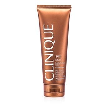 Clinique Self-Sun Body Tinted Lotion - Medium/ Deep