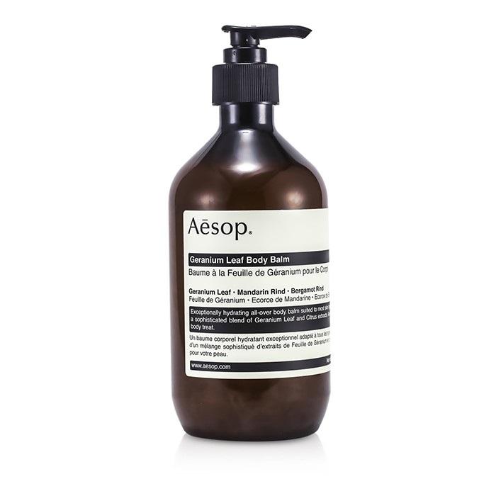 Aesop Geranium Leaf Body Balm   The Beauty Club™   Shop Skincare