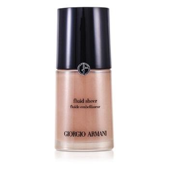 Giorgio Armani Fluid Sheer - # 2 Shimmering Beige