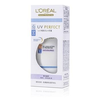 L'Oreal Dermo-Expertise UV Perfect Long Lasting UVA/UVB Protector SPF50 PA+++ - #Anti-Dullness