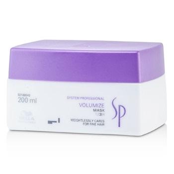 Wella SP Volumize Mask (For Fine Hair)
