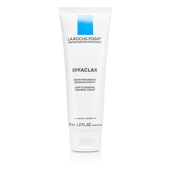 La Roche Posay Effaclar Deep Cleansing Foaming Cream