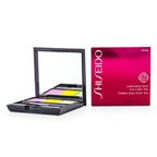 Shiseido Luminizing Satin Eye Color Trio - # YE406 Tropicalia