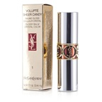Yves Saint Laurent Volupte Sheer Candy Lipstick (Glossy Balm Crystal Color) - # 01 Lush Coconut