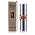 Yves Saint Laurent Volupte Sheer Candy Lipstick (Glossy Balm Crystal Color) - # 02 Dewy Papaya