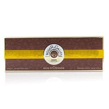 Roger & Gallet Bois d' Orange Perfumed Soap Coffret