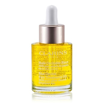 Clarins Face Treatment Oil - Blue Orchid (For Dehydrated Skin)