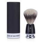 Baxter Of California Baxter Badger Hair Shave Brush - Silver Tip (Black)