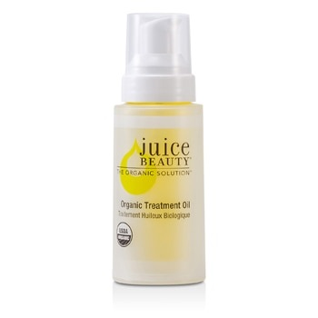 Juice Beauty Organic Treatment Oil delivers concentrated hydration, potent antioxidants and vital nutrients to the skin. Antioxidant-rich organic cranberry seed, grape seed and carrot seed oils are blended with essential fatty acids and botanicals to deeply moisturize for .