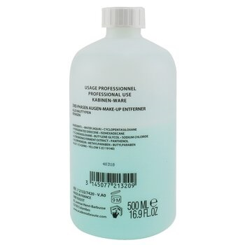 Academie Two Phase MakeUp Remover For Eyes (Salon Size)