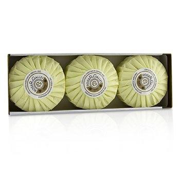 Roger & Gallet Fleur d' Osmanthus Perfumed Soap Coffret