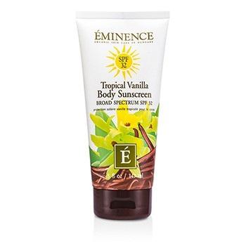 Eminence Tropical Vanilla Body SPF 32
