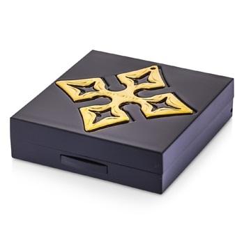 Fusion Beauty Ultraflesh Ninja Star 18 Karat Gold Dual Finish Moisturizing Powder - # Radiant