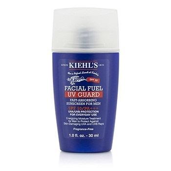 Kiehl's Facial Fuel UV Guard SPF 50 / PA+++