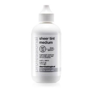 Dermalogica Sheer Tint Moisture Spf 20 Medium Salon