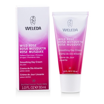 Weleda Wild Rose Smoothing Day Cream For Dry Skin
