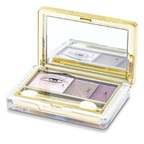 Estee Lauder Pure Color Instant Intense Eyeshadow Trio - # 08 Sterling Plums