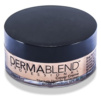 Dermablend Cover Creme Broad Spectrum SPF 30 (High Color Coverage) - Yellow Beige