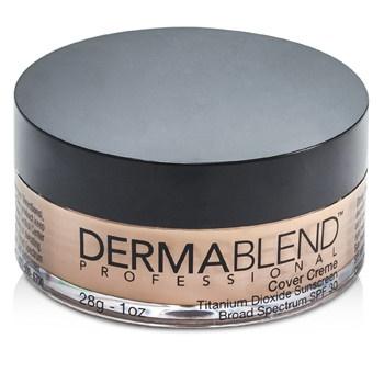 Dermablend Cover Creme Broad Spectrum SPF 30 (High Color Coverage) - Honey Beige