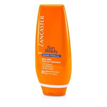Lancaster Sun Beauty Silky Milk Fast Tan Optimizer SPF15 (Face & Body)