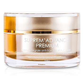 Methode Jeanne Piaubert Suprem' Advance Premium - Complete Anti-Ageing Day and Night Cream For The Face