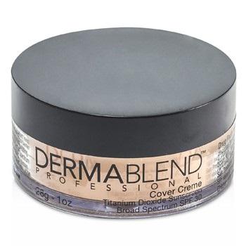 Dermablend Cover Creme Broad Spectrum SPF 30 (High Color Coverage) - Medium Beige