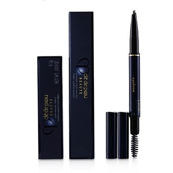 Cle De Peau Eyebrow Pencil (With Holder) - # 201