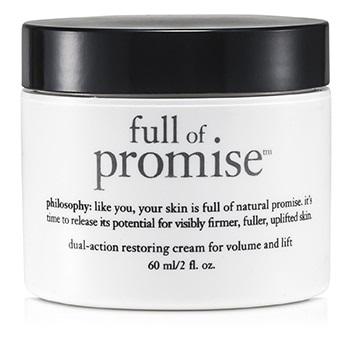 Philosophy Full Of Promise Dual-Action Restoring Cream For Volume & Lift