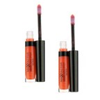 Max Factor Vibrant Curve Effect Lip Gloss Duo Pack - # 13 In The Spotlight