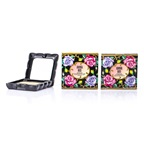 Anna Sui Powder Foundation SPF 20 (Case & Refill) - # 201