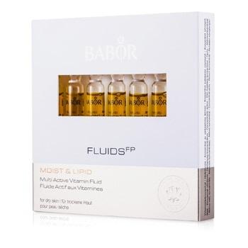Babor Fluids FP Multi Active Vitamin Fluid (Moist & Lipid, For Dry Skin)