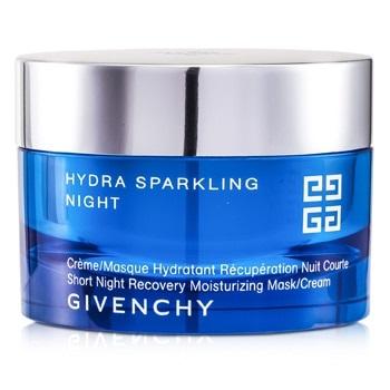 Givenchy Hydra Sparkling Night Short Night Recovery Moisturizing Mask/ Cream