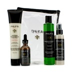 Philip B Four Step Hair & Scalp Treatment Set - Classic Formula (For All Hair Types)