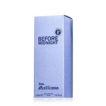 John Galliano Before Midnight Hair & Body Wash