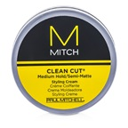 Paul Mitchell Mitch Clean Cut Medium Hold/Semi-Matte Styling Cream