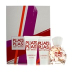 Issey Miyake Pleats Please Coffret: Edt Spray 50ml/1.6oz + Moisturizing Body Lotion 50ml/1.6oz + Moisturizing Shower Gel 50ml/1.6oz