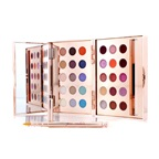 Jane Iredale Glamour Eye & Lip Palette (15XEye Shadow, 5xLip Gloss, 10xLipstick, 1xApplicator)