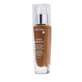 Lancome Teint Miracle Bare Skin Foundation Natural Light Creator SPF 15 - # 11 Muscade
