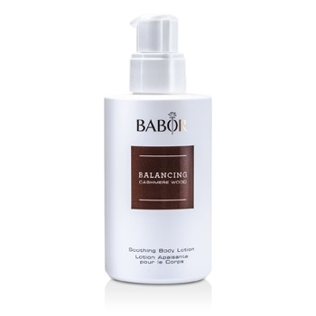 Babor Balancing Cashmere Wood - Soothing Body Lotion