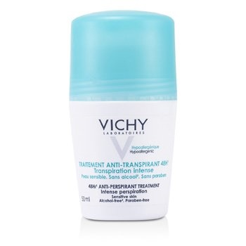 Vichy 48Hr Anti-Perspirant Treatment Roll-On (For Sensitive Skin)