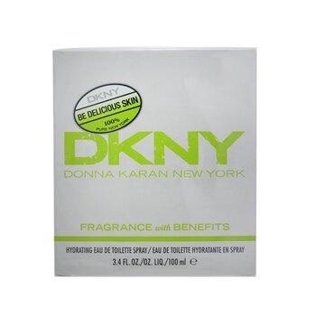 DKNY Be Delicious Skin Hydrating EDT Spray