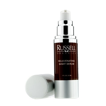 Russell Organics Rejuvenating Night Serum